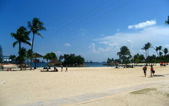Trip Sentosa Island 3