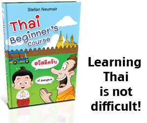 Thai Beginnrs Course Ad