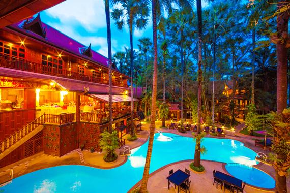Best Hotel in Phuket Royal Phawadee Village 1