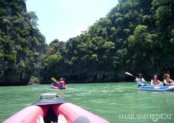 James Bond Island Trip 6