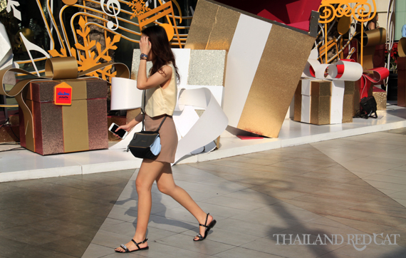 Why are Bangkok People so stressed?
