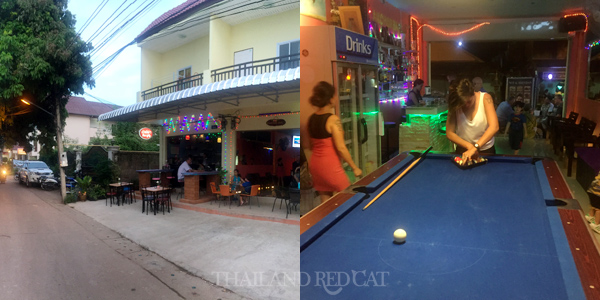 Girly Bars in Nong Khai