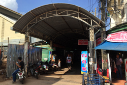 Night Market in Nong Khai