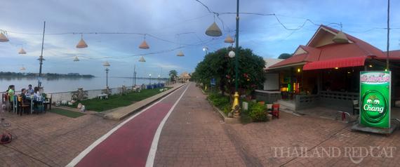 Vie Nocturne à Nong Khai