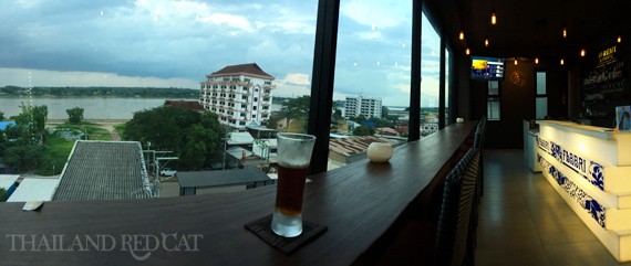 Sky Bar in Nong Khai