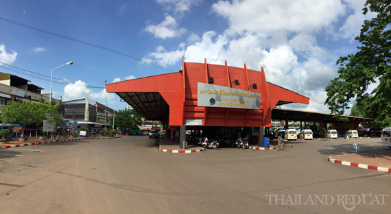 Nong Khai Bus Station