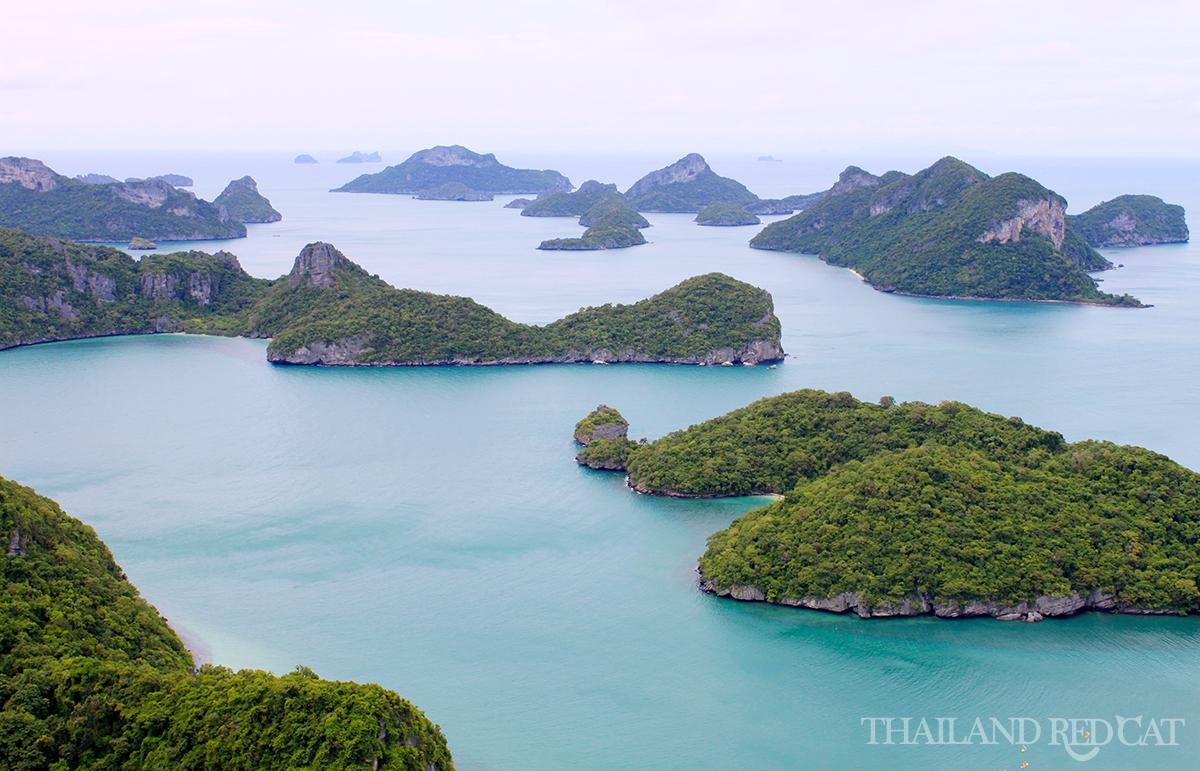 Ang Thong Islands Koh Samui