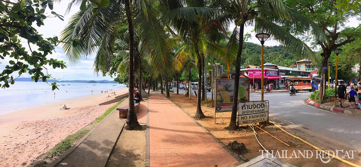 Ao Nang Beach Promenade