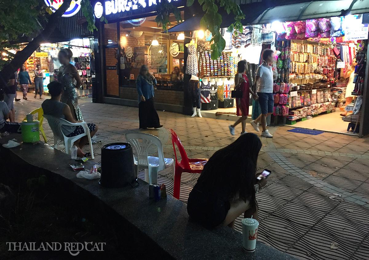 Ao Nang Street Hooker