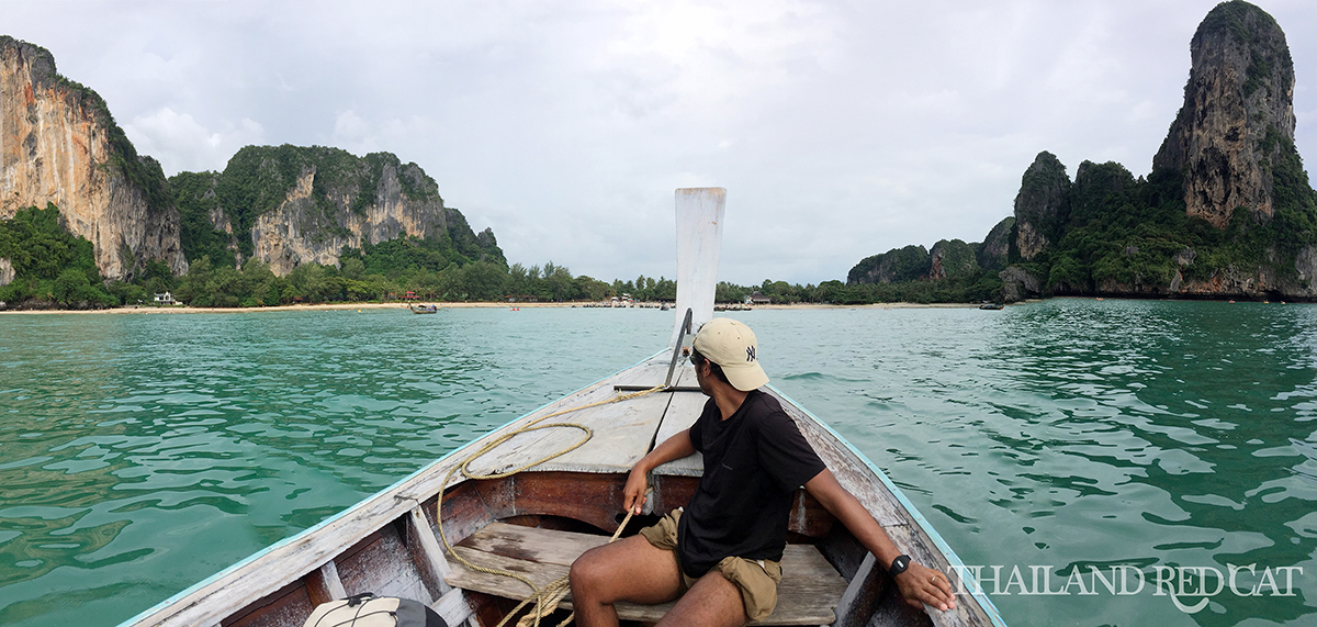 Ao Nang to Railay
