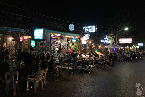 Ayutthaya Nightlife