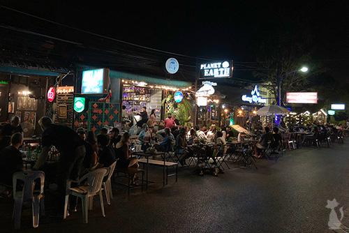 Ayutthaya Nightlife