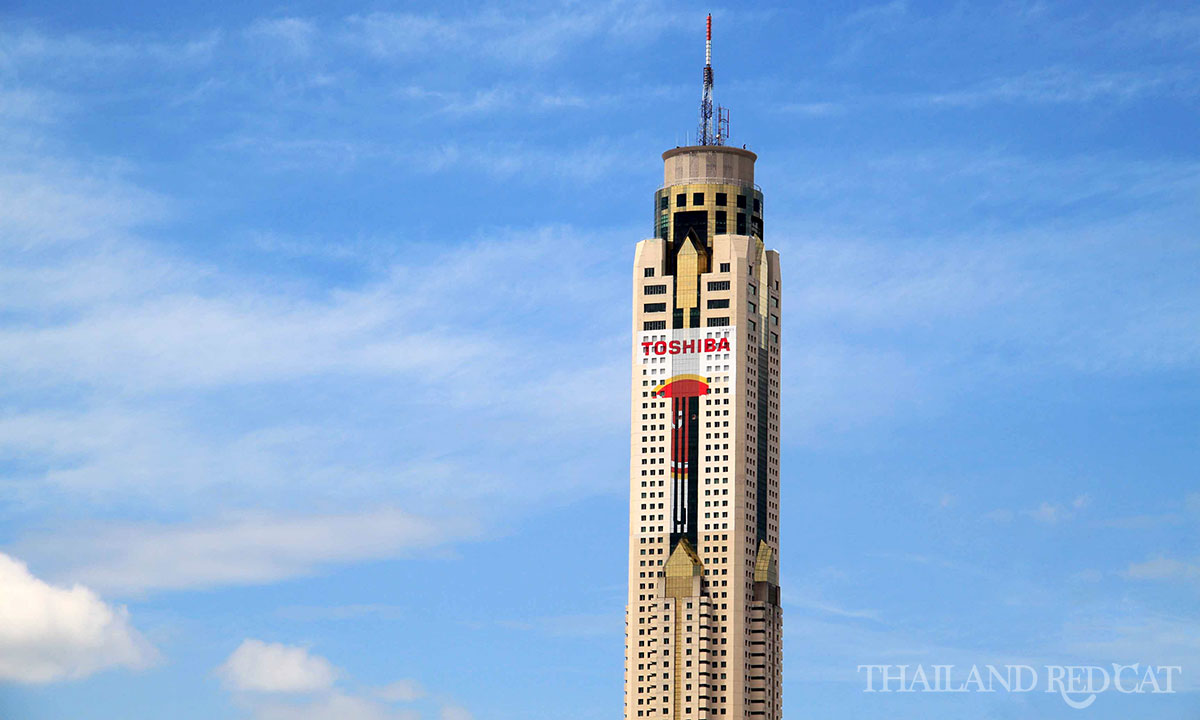 Baiyoke Tower II Bangkok