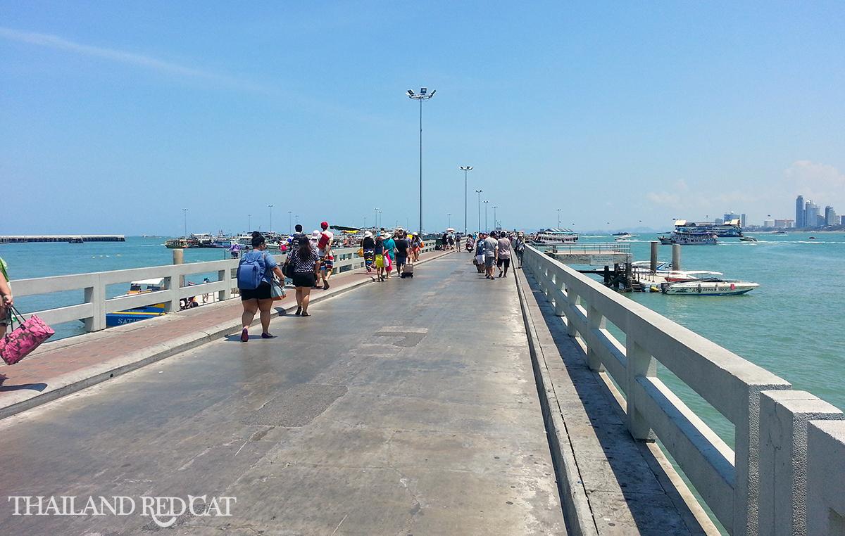 Bali Hai Pier Pattaya