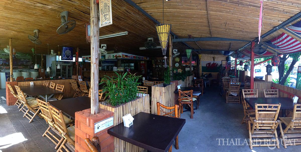 Bamboo Bar Buriram