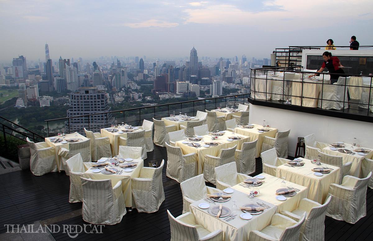 Bangkok Best Skybar
