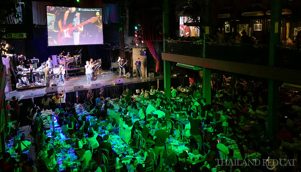 Bangkok Birthday Party