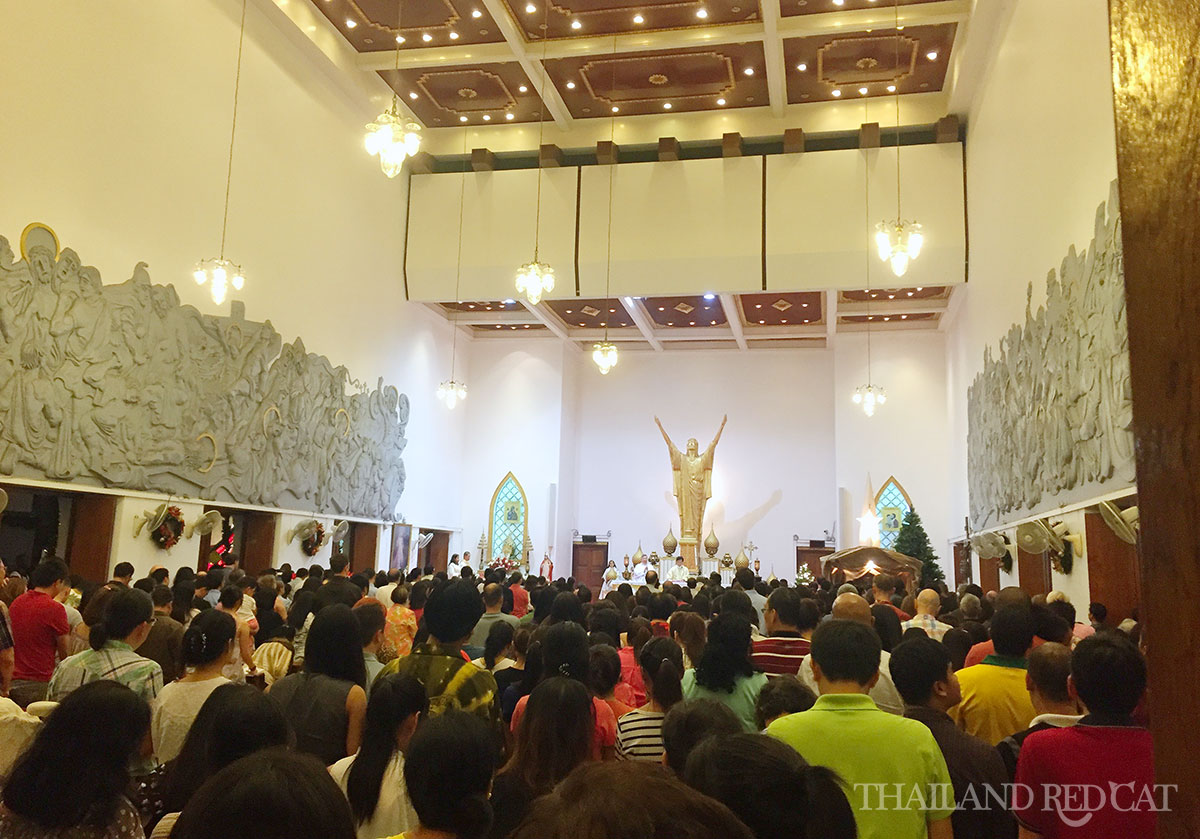 Bangkok Christmas Eve Mass