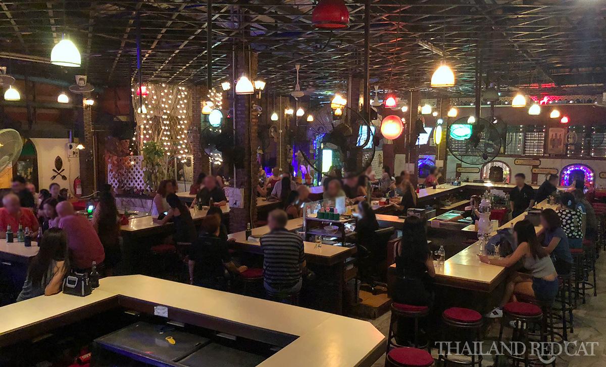 Bangkok Freelancer Bar