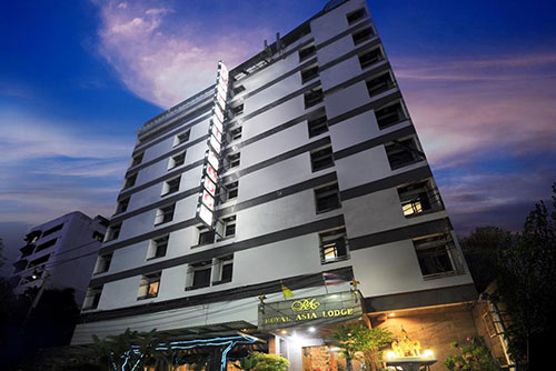 Bangkok Hotel for Ladyboy Sex