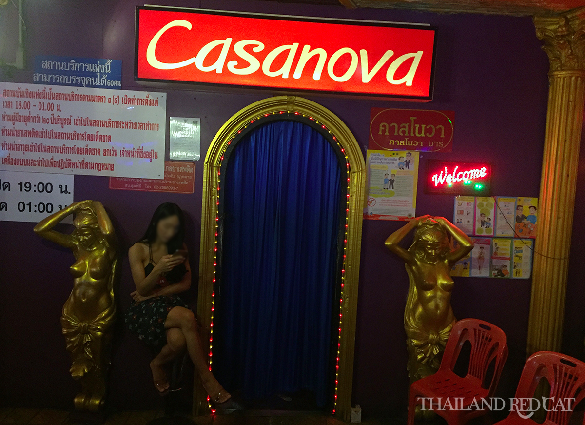 Bangkok Ladyboy Go Go Bar