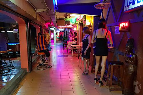 Ladyboys de Bangkok