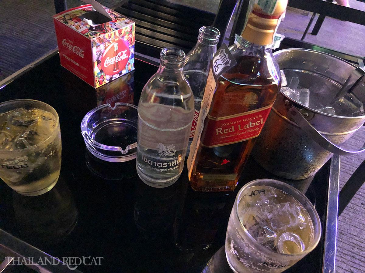 Bangkok Nachtclub Whisky