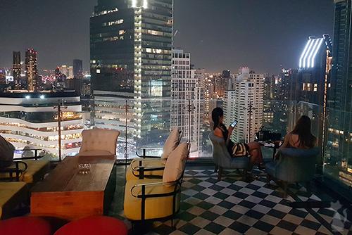 Bangkok Sky Bar