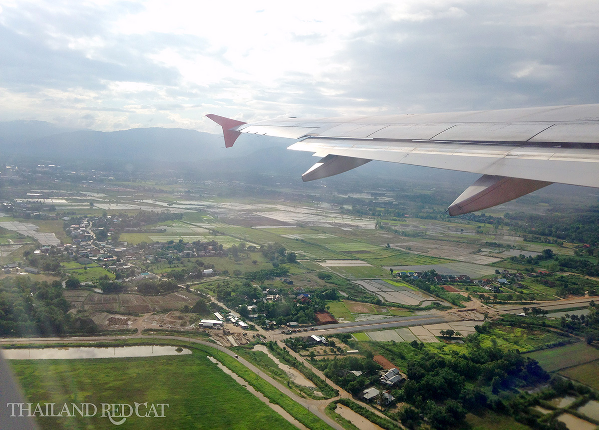 Bangkok to Chiang Rai Flight