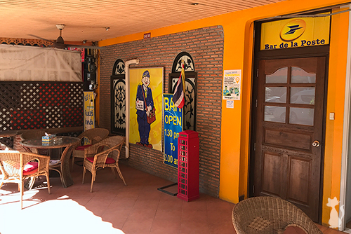 Bar de la Poste Pattaya