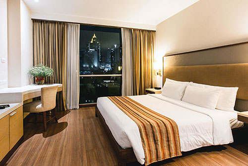 Best Bangkok Hotel with Ladyboys