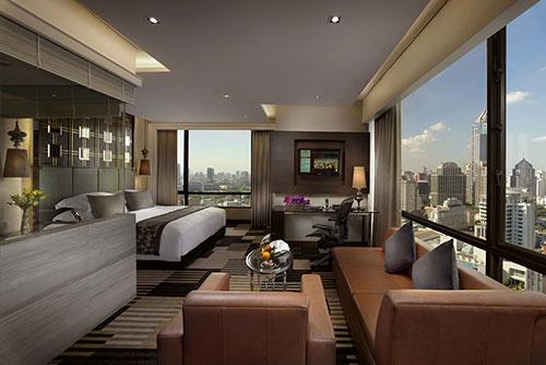 Best Hotel voor Meisjes in Bangkok