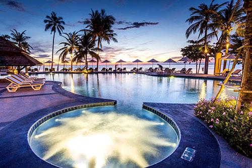 Beste Hotel met Ladyboys op Koh Samui