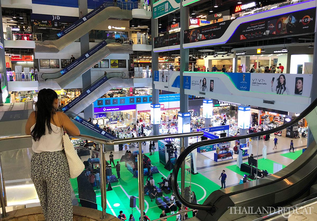 Meilleur Endroit Pour Acheter de l'Electronique à Bangkok