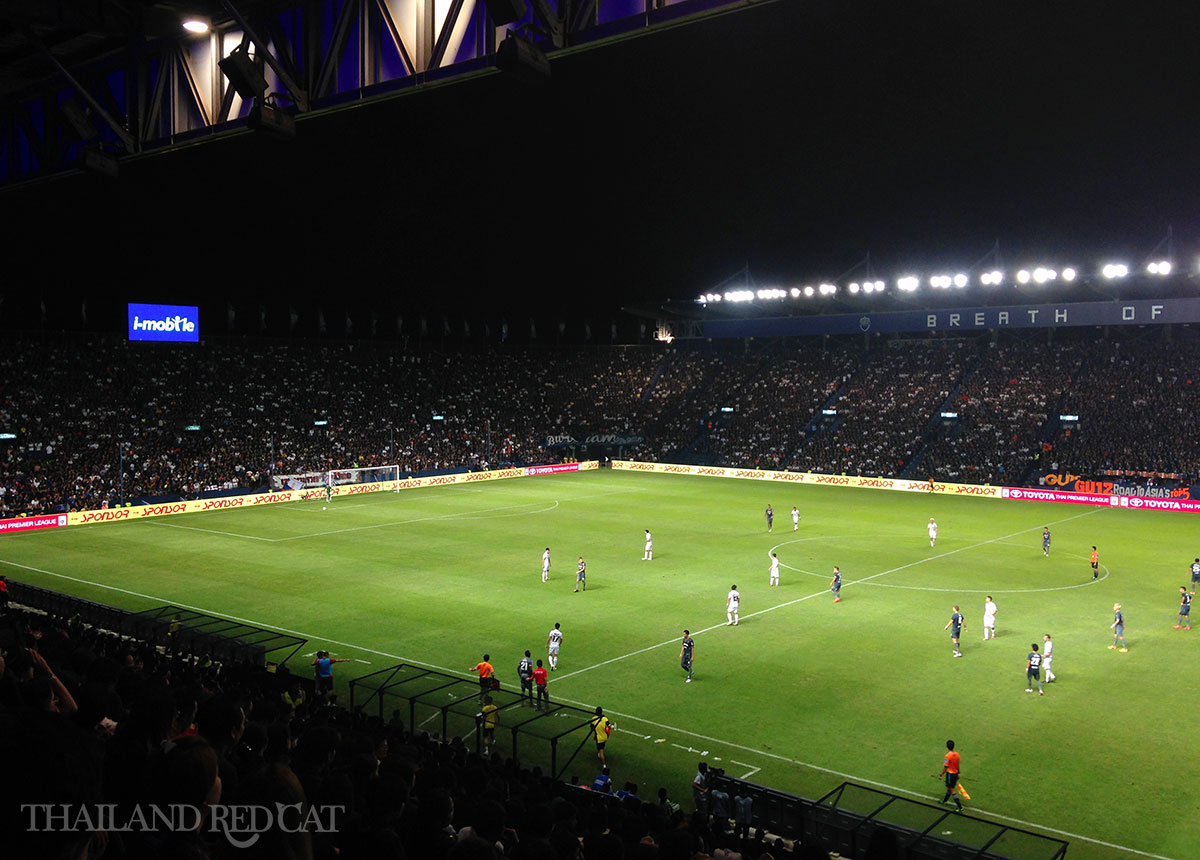 Buriram Football 4