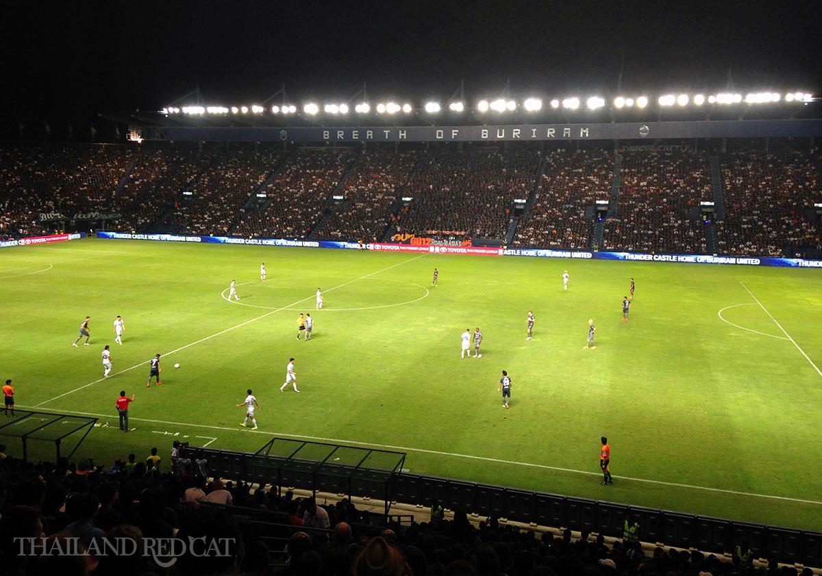 Buriram Football 5