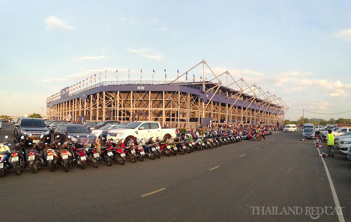 Buriram Stadium 2