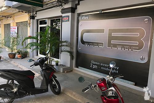 Carre Blanc Le Club Pattaya