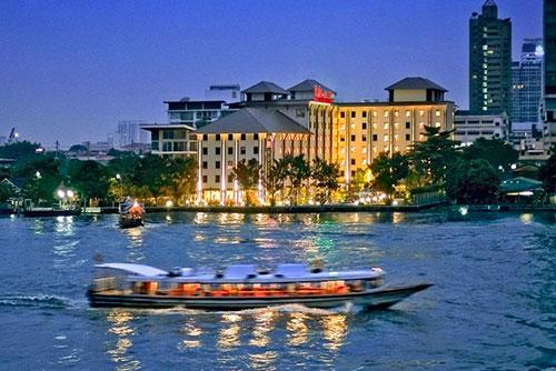 Chao Phraya Hotel per la vigilia di Capodanno