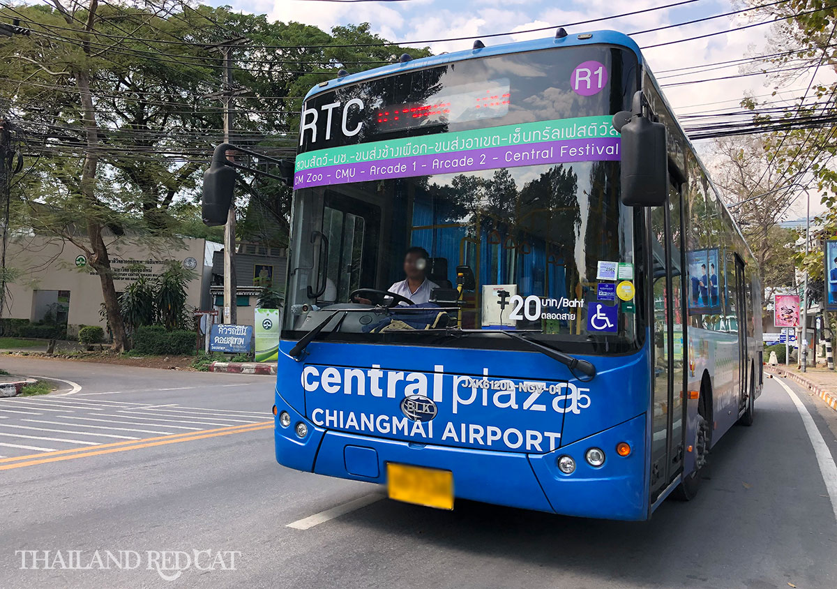 Chiang Mai Airport Bus