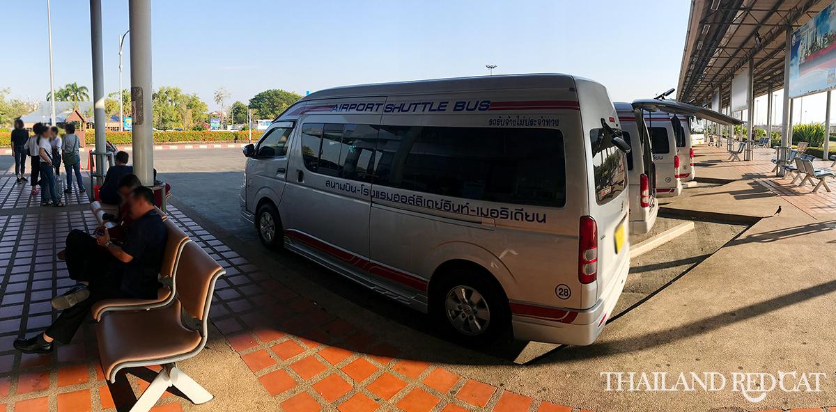 Chiang Mai Airport Shuttle Bus