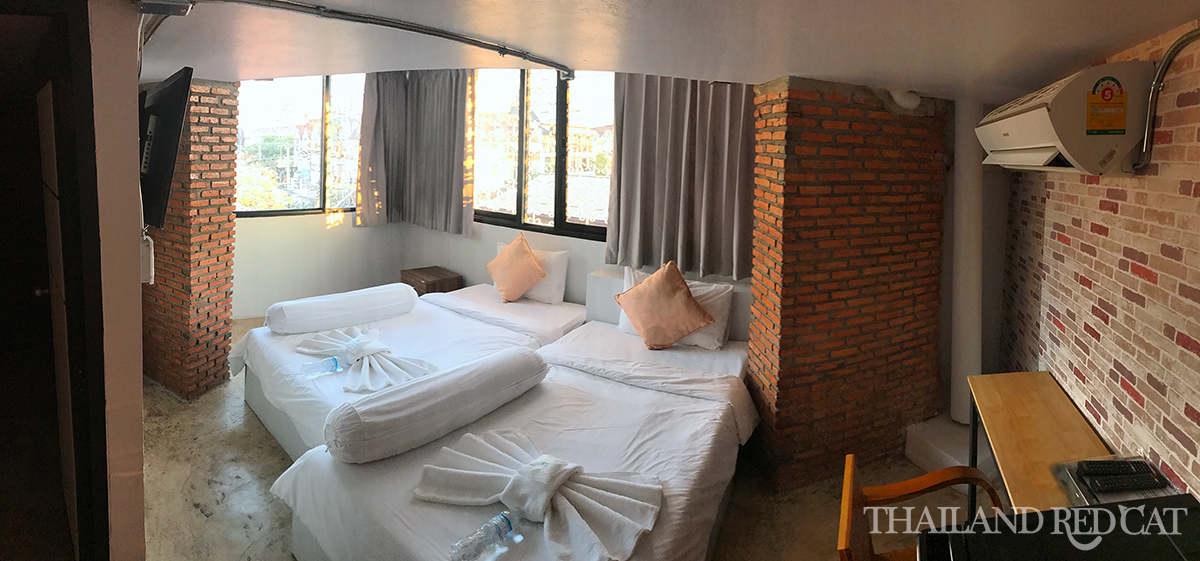 Chiang Mai Hotel voor Meisjes