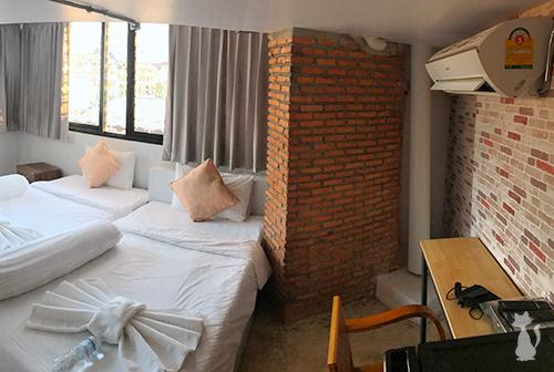 Hôtel avec des Ladyboys à Chiang Mai