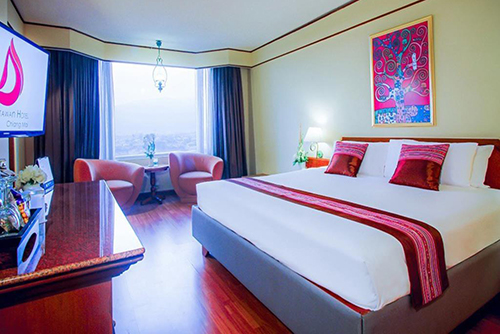 Hôtel de Chiang Mai