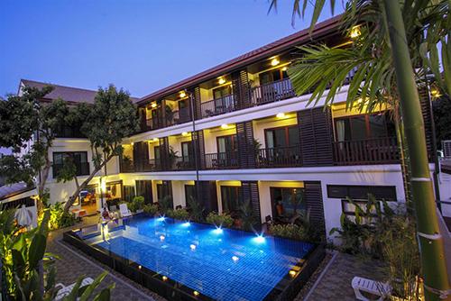 Hôtel de Ladyboy à Chiang Mai