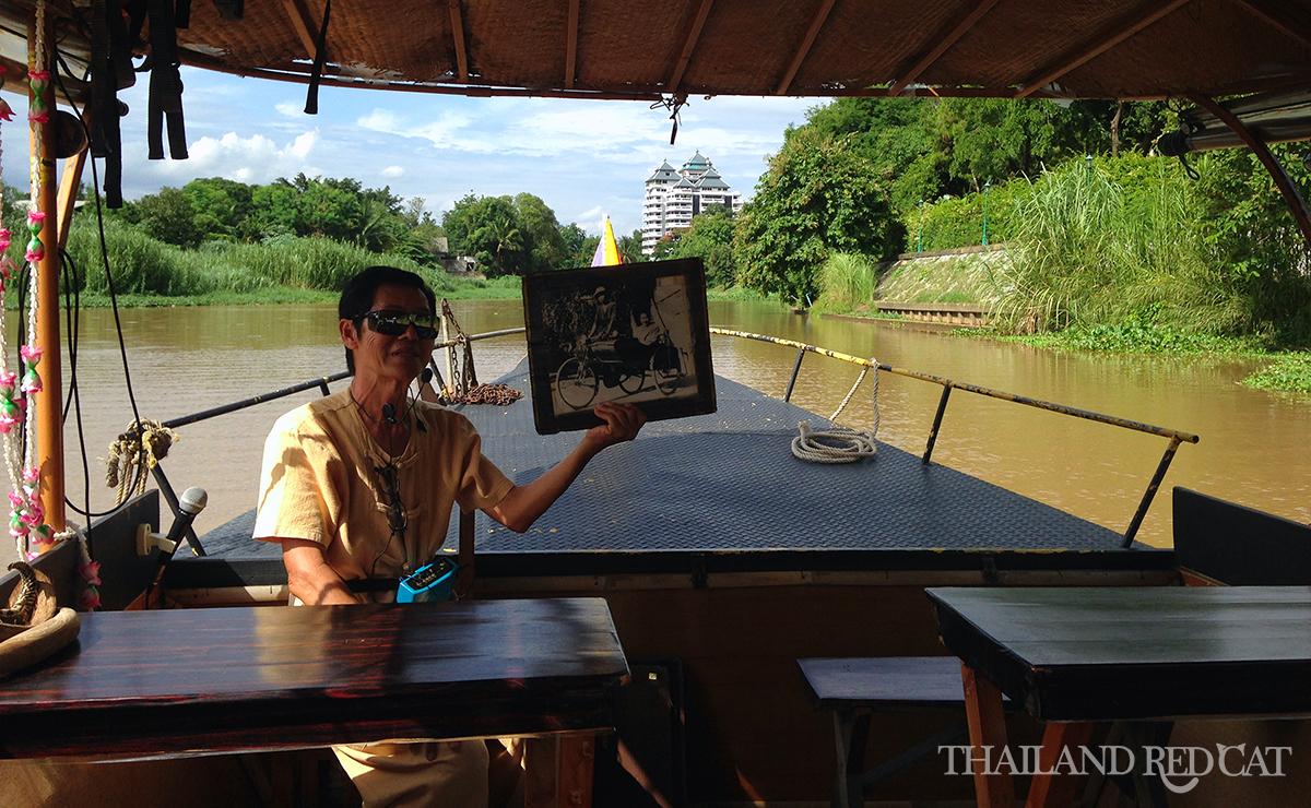 Chiang Mai River Cruise