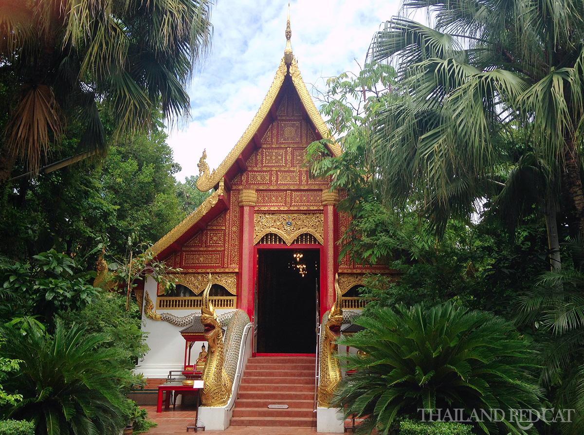 Chiang Rai Wat Phra Kaew