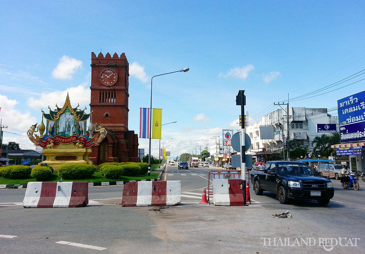 Downtown Kamphaeng Phet