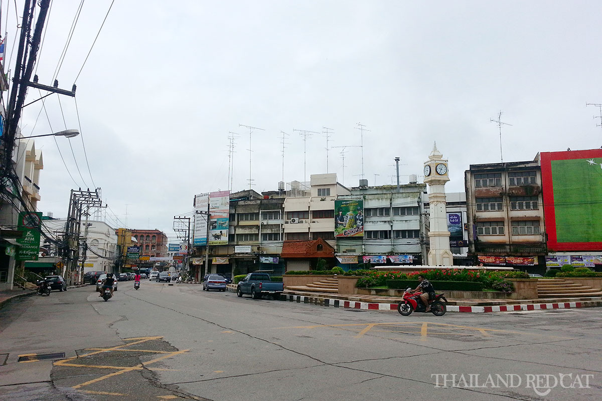 Downtown Phitsanulok