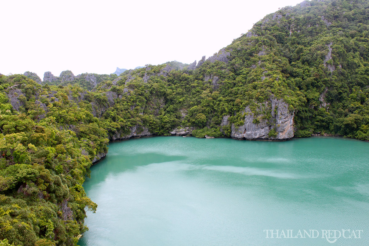 Emerald Lake Thailand